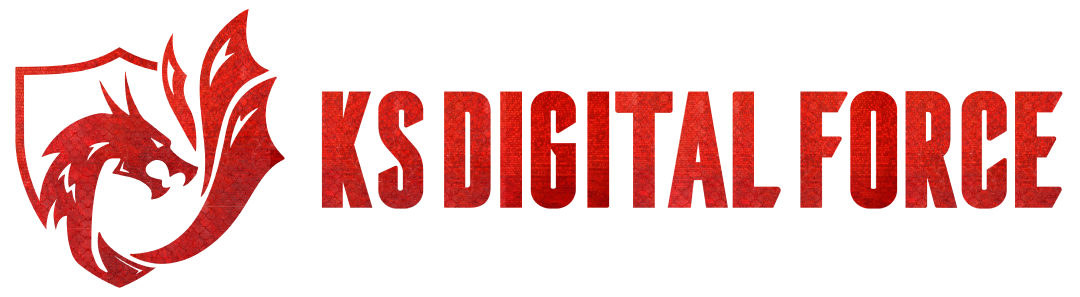 KS Digital Force Logo